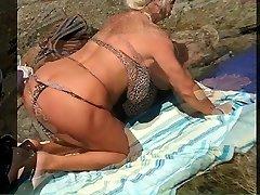 Fabulous Outdoor, Towheaded adult scene