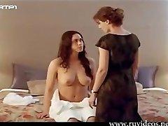 Duas Mulheres fuckfest scen