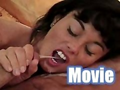Pornstar couple screwing on camera in this hardcore movie