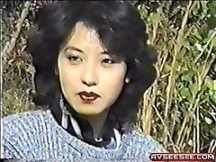 Sizzling Japanese vintage fucking