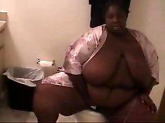Ebony ssbbw