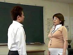 Prego Japanese babes getting slammed