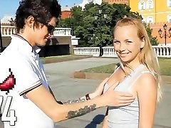 Touching 1000 Womens Boobs In Public -Notorious