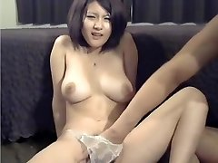 Fabulous Homemade video with Getting Off, Humungous Tits scenes