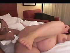 chubby prego girl fucks with old boy