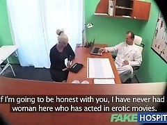 FakeHospital Dirty doctor romps busty porn star