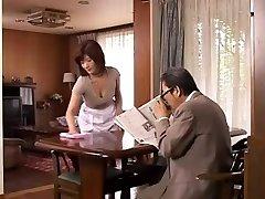 Zrelé Japonský matka Túžby mladých Kohút