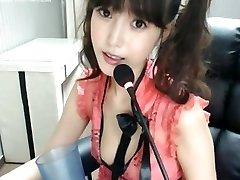 Kórejský BJ Webcam Eva