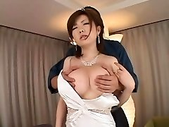 Rio Hamasaki fingered and poked