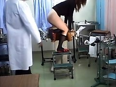Japanese schoolgirl medical voyeur sex