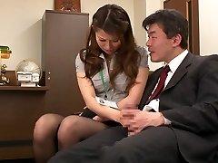Nao Yoshizaki in Fucky-fucky Slave Office Dame part 1.2