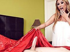 Кианна Диор & Хорди отель El NiГ±o в Полла в есть jordi в моей постели - Браззерс