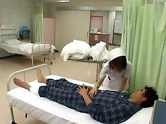 hämmastav jaapani mudeli nozomi osawa, luna kanzaki, hinata komine horny nurse, sukad jav video