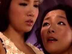 Horny Jaapani tüdruk Ayaka Tomada, Aya Asakura aastal Kuumim lesbi, 69 JAV video