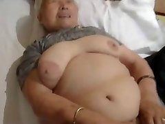 80yr old Japanese Granny Still Loves to Pound (Uncensored)