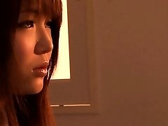 Japanese schoolgirl lesbian make out session