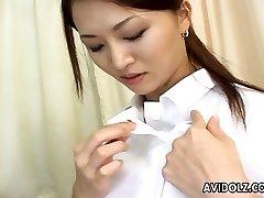 fierbinte și lasciv japoneză asistenta este obtinerea urât cu pacientul ei