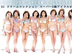 Rio, Mihiro, Sora Aoi � in S1 Supah Dream Bevy