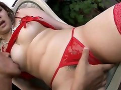 Underwear model, Ai Yuumi, loves oral stimulation