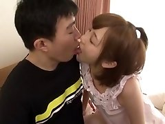 Fabulous Japanese model Mei Kago in Horny Small Tits, Doggy Style JAV vid
