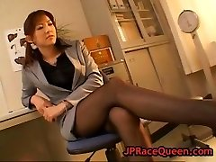 Sweet hiromi aoyama gets cooch tongued part6