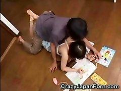 Ιαπωνικά Teen Κατάχρηση!