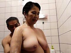 hairy pussy japanskih bako мичико окава