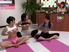 exótico japonesa puta anri sugisaki, chika arimura em incríveis shows ao vivo jav cena