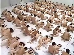Grande Sexo Grupal Orgia