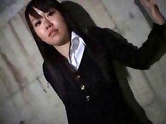 Extrema Japonês Anal Fisting e Torção (sem Censura)
