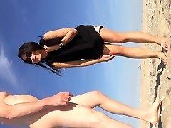 cfnm em gunnison praia