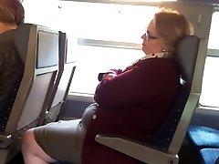 Show in a train