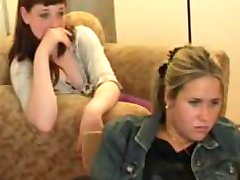 Girls Watching Porn
