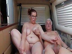 Grandma couple