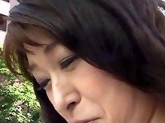 50yr older Granny Akagi Oda Enjoys Cock (Uncensored)