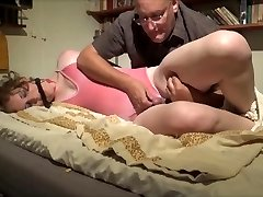 Daddydom Teasing And Edging His Little Submissive Trans Girl In Bondage