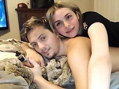 Hayden Aleksi and Boyfriend