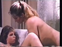 Ali Moore goes girl/girl with mature nymph