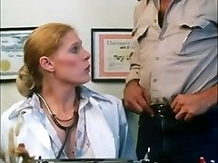 Old School porn video showing hot MILF having sex