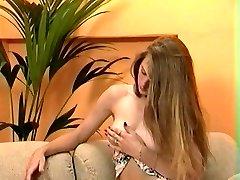 Cute teasing amatuer antique hairy cunny teen