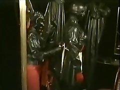 Rubbersessie bij klubu DOMA