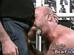 Two gay guys have great time on the gay porn