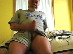 daddybear handsome cum