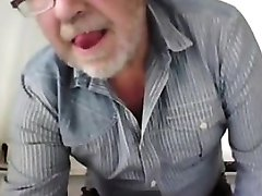 Daddy teasing live on camera