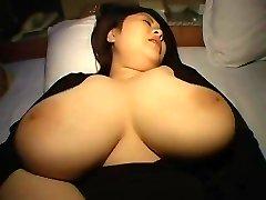 BIG-CHESTED BBW JAPANESE NUBIAN