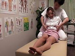 Chisato Ayukawa, Nao Aijima in OL Pro Massage Polyclinic 15 part 1