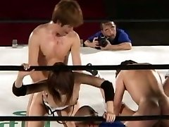 Naked Japanese Grappling Disc 1 Part 2