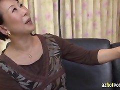 AzHotporn.com - Kimiko Ozawa Virgin MILF Hunting