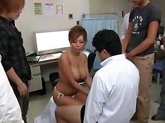 Exotic Japanese chick Kairi Uehara in Incredible Large Tits, Cum Shots JAV video