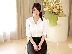 אקזוטיים יפנית זונה אסוקה טאקאו מדהים ציצים גדולים, סולו JAV הסרט